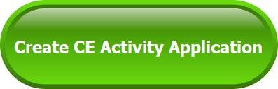 Create CE Activity Application button